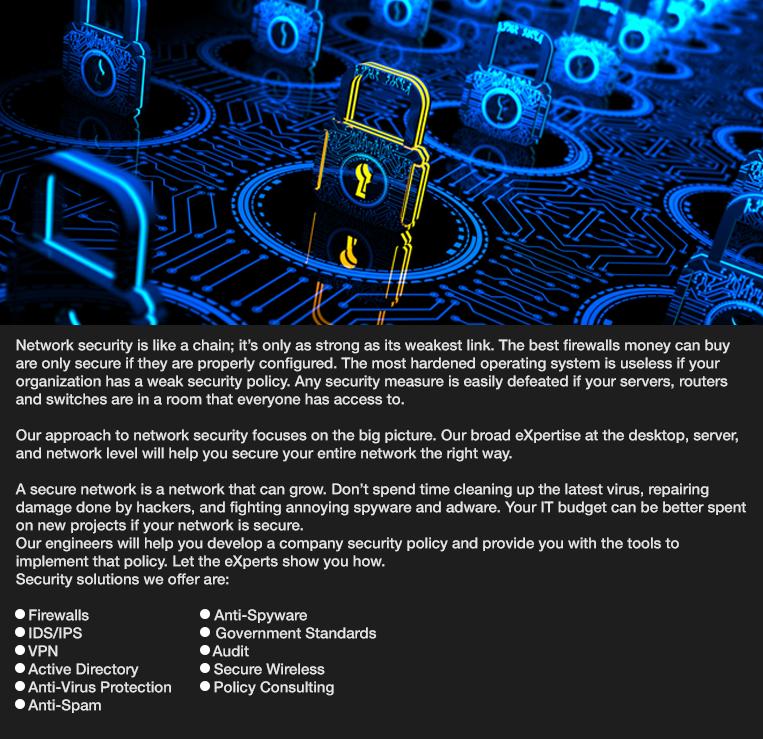 Expert Networks: Data Center Solutions